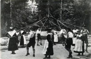 1924 Bandltanz Tierpark 13