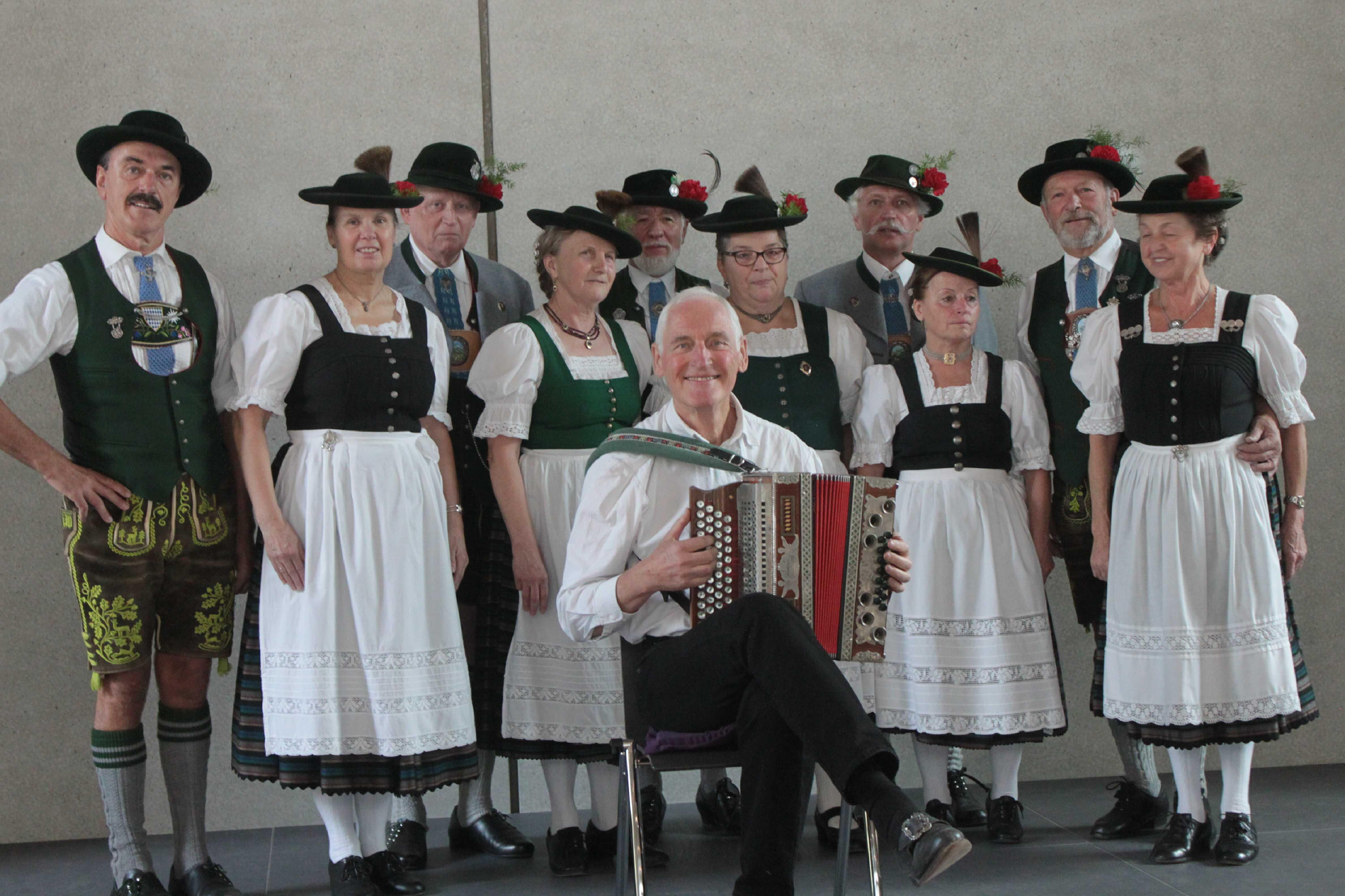 2016-10-13 Auftritt Pfarrzentrum St.Margaret, München-Sendling